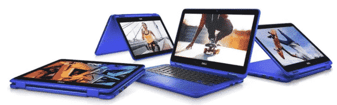 laptop dell Inspiron 3168