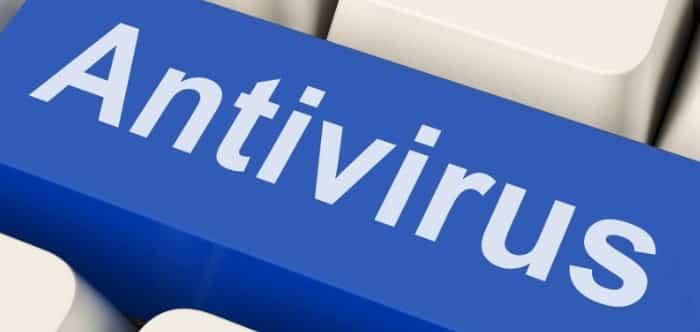 software antivirus