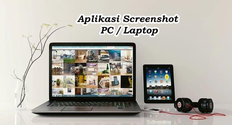 Aplikasi Screenshot PC Laptop