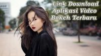 Link Download Aplikasi Video Bokeh