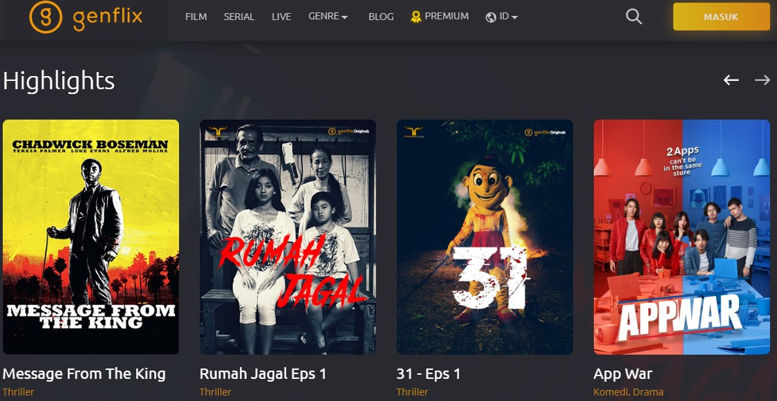 Nonton film streaming