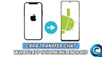 cara transfer chat whatsapp iphone ke android